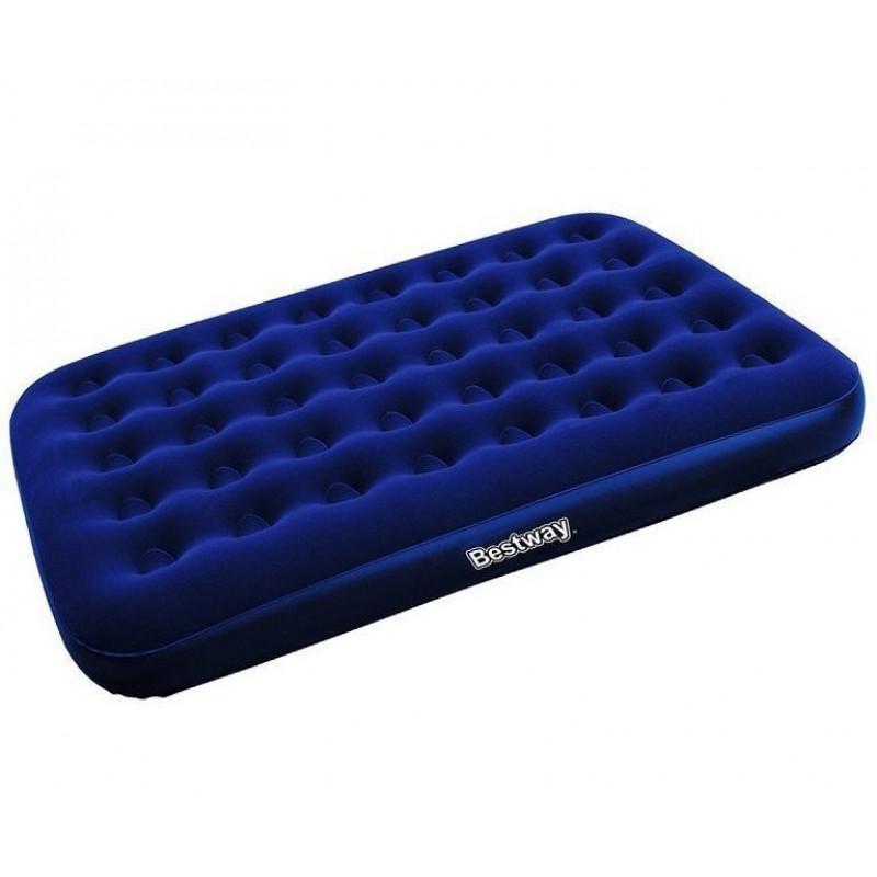 Полуторный надувной матрас (Bestway 67002)
