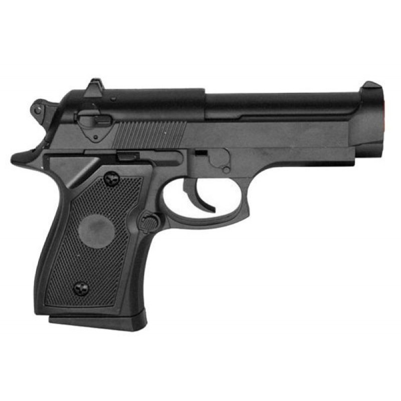 Игрушечный пистолет «Беретта 92», металл/пластик (CYMA ZM21)