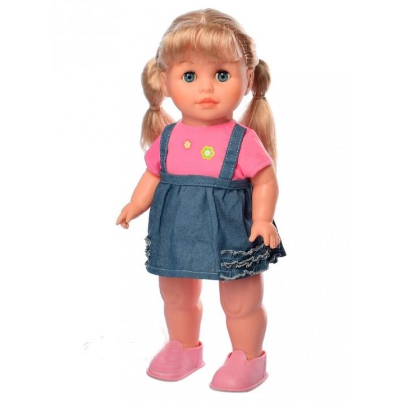 Интерактивная кукла Даринка, 41 см (Limo Toy M5446UA)