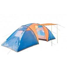 Палатка шестиместная двухслойная с тамбуром и тентом (Coleman 1002)