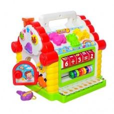 Теремок - музыкальный сортер (Joy Toy 9196)