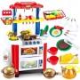 Кухня детская с водой, светом и звуком (арт. 758A)