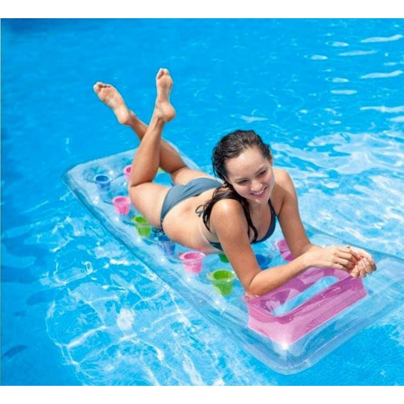 Пляжный надувной матрас (Intex 59894)