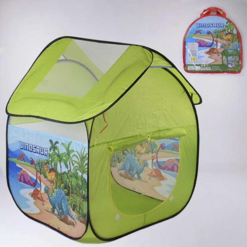 """Детская палатка """"Динозавр"""" (арт. 8009KL)"""