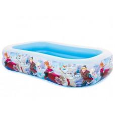 """Детский надувной бассейн """"Холодное сердце"""" (Intex 58469)"""