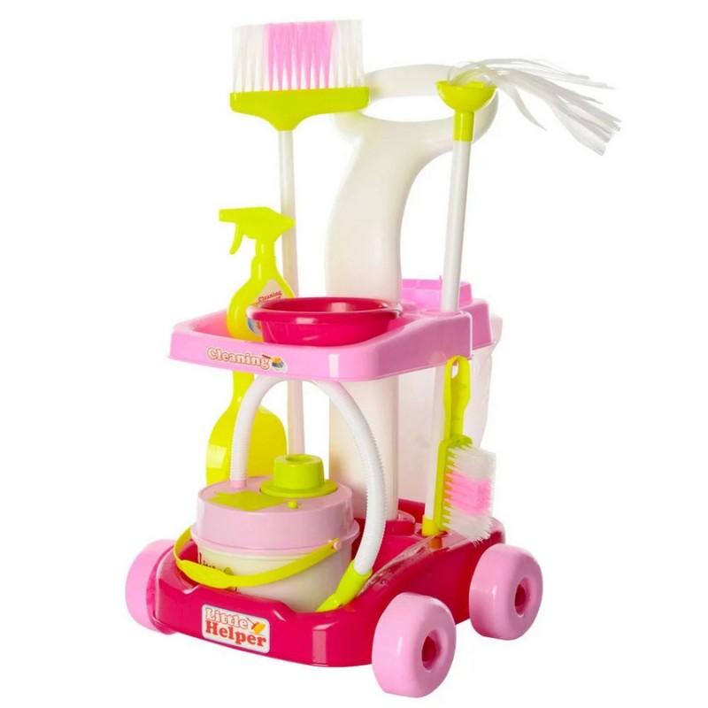 Игровой набор для уборки (Limo Toy 667-36)