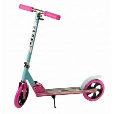 Самокат детский 2-колесный розовый (Baby Tilly BT-KS-0168)