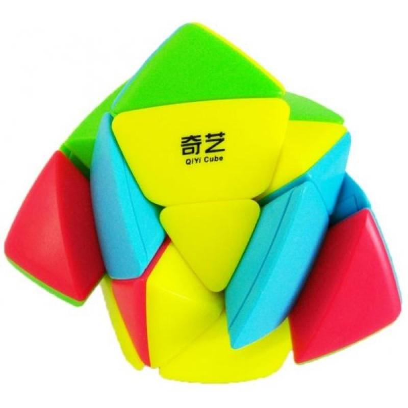 Головоломка Пирамида Мефферта - вариант Кубика Рубика (QIYI Cube EQY518)