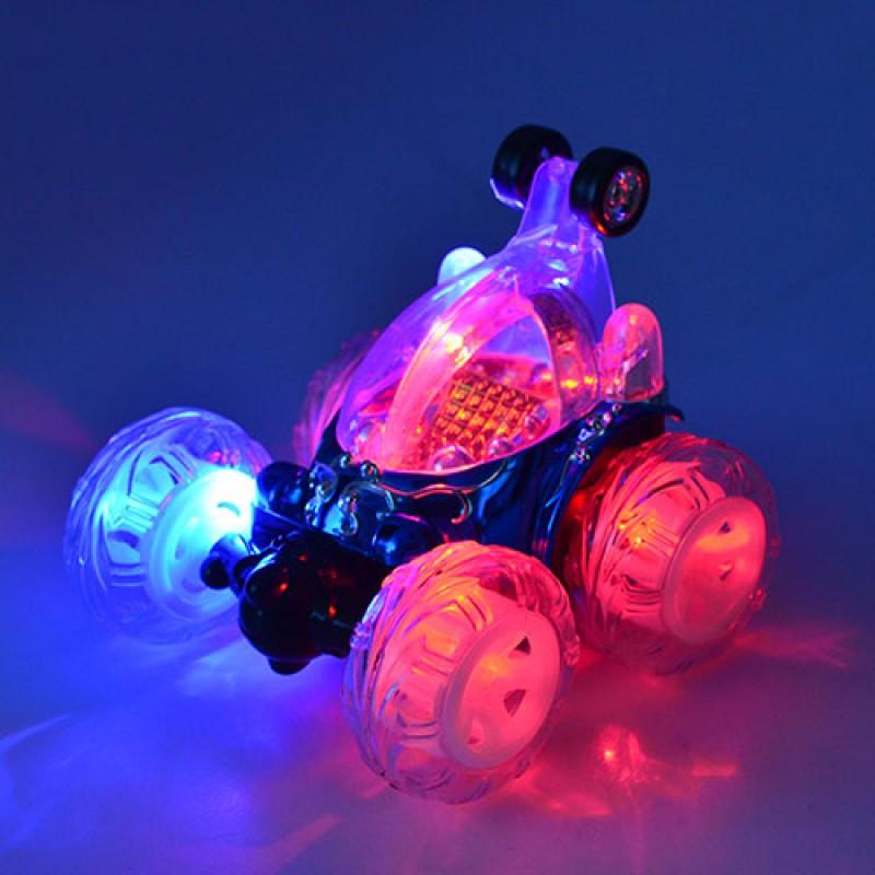 Машинка трюковая на р/у (Limo Toy 9029B)