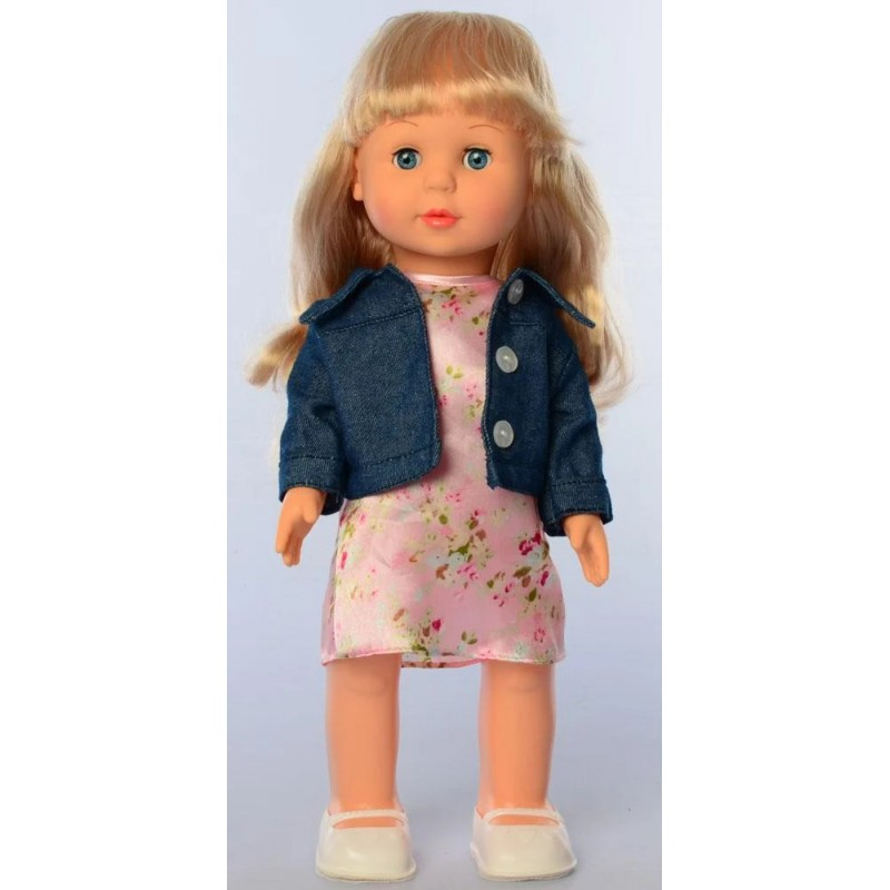 Интерактивная кукла Даринка, 41 см (Limo Toy M4407 UA)