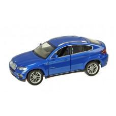 Автомодель 1:24 BMW X6 (Автопром 68250A)