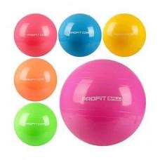 Мяч для фитнеса - фитбол 75 см (Profit MS 0383)