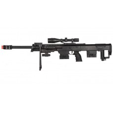 Автомат игрушечный утяжеленный, пистолет (CYMA P.1161)