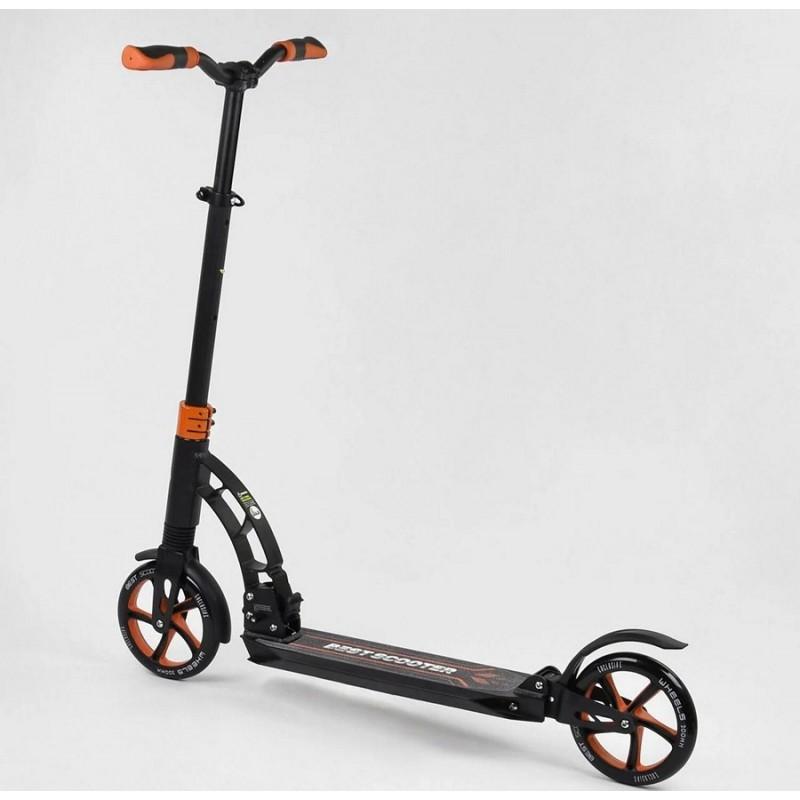 Двухколесный самокат с ножным тормозом (Best Scooter 23023)