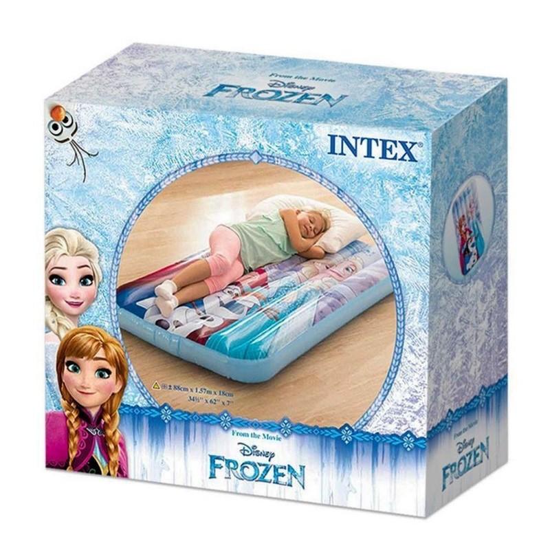 """Надувной матрас-плотик """"Холодное сердце"""" (Intex 48776)"""
