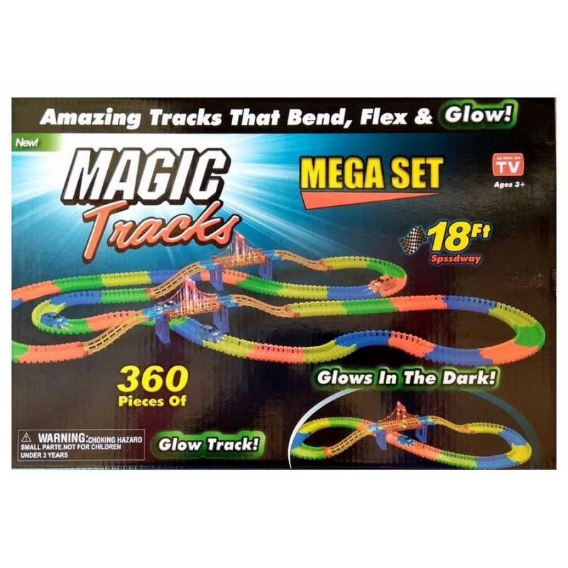 Гоночный трек Magic Tracks, 360 дет. (арт. D360)