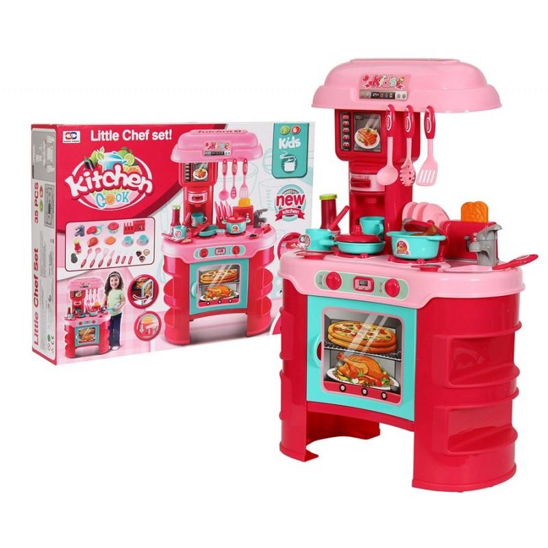 """Игровой набор - """"Кухня - Little Chef"""" (арт. 008-908)"""