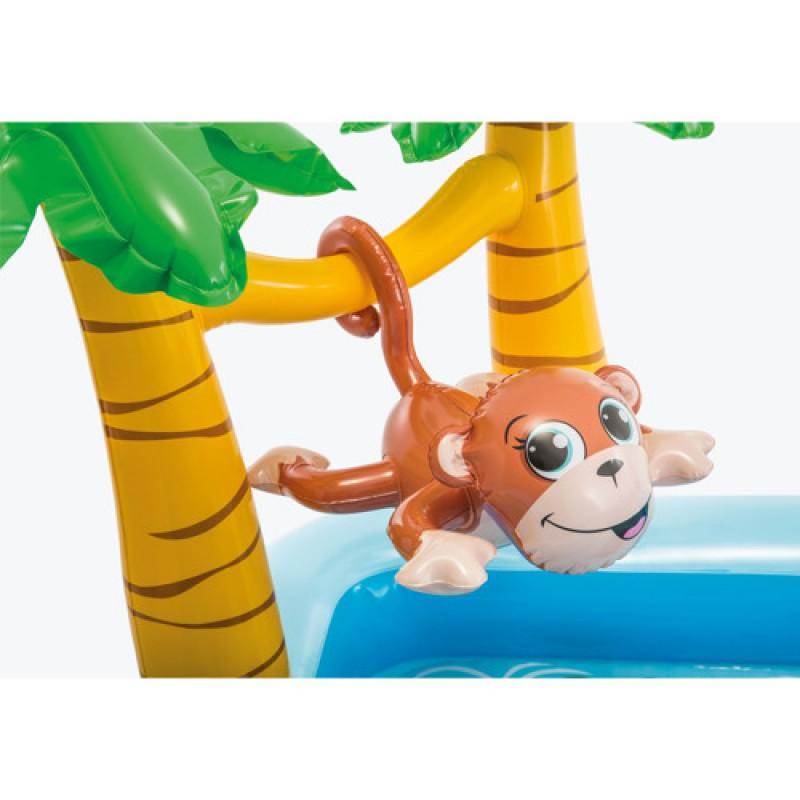 """Детский игровой центр """"Приключения в джунглях"""" (Intex 57161)"""