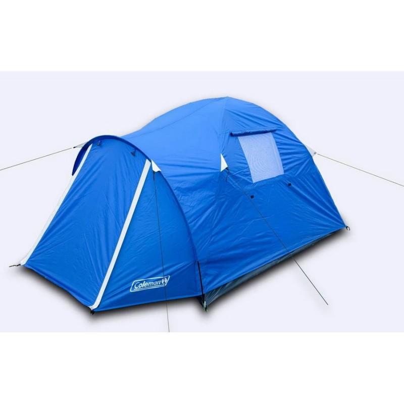 Палатка двухместная с тамбуром и тентом (Coleman 3006)
