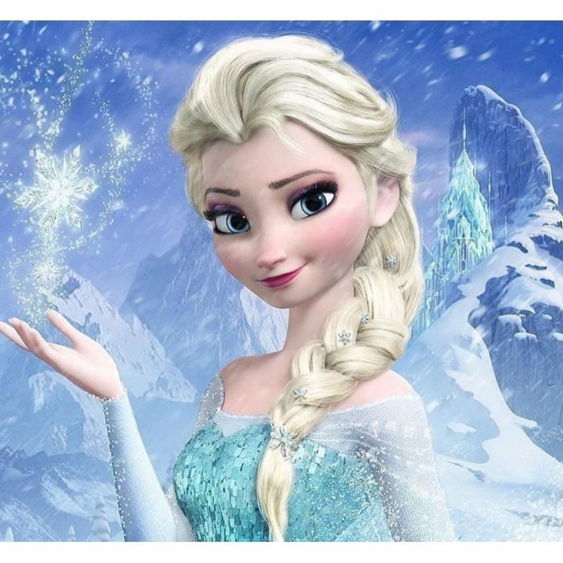 """Надувной детский круг """"Frozen"""" (Intex 56201)"""