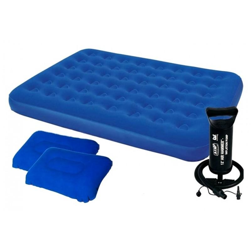 Двуспальный надувной матрас (Bestway 67374)