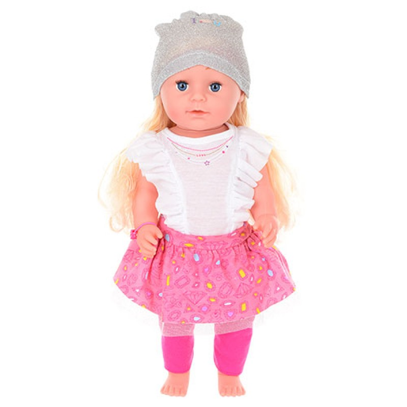 """Кукла функциональная, аналог Baby Born """"Старшая Сестренка"""" (арт. BLS001A)"""