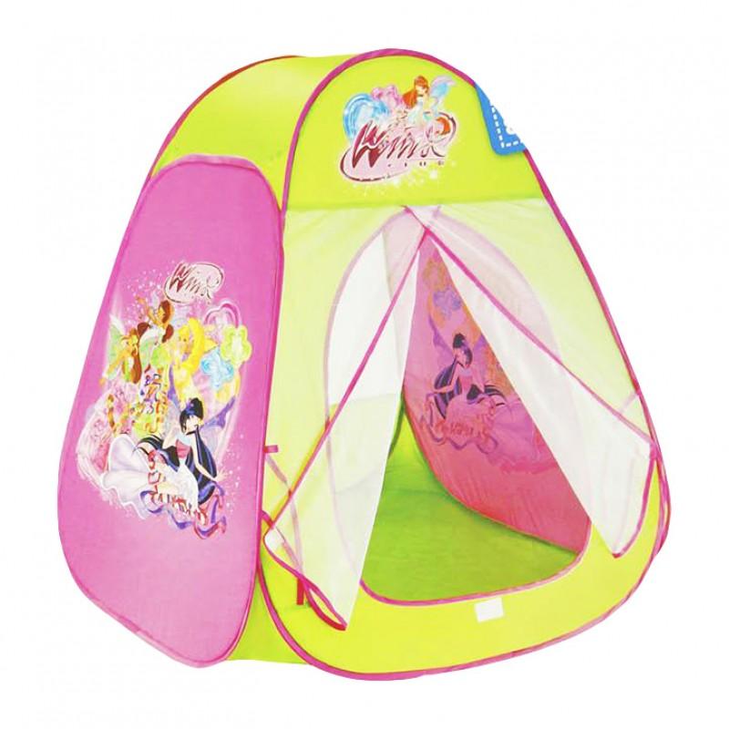 "Детская палатка ""Клуб Винкс - Winx Club"" (Play Smart 815S)"
