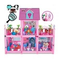 Домик для куколок LOL Surprise House (арт. 8368)