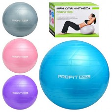 Мяч для фитнеса - фитбол 65 см (Profitball M0276)
