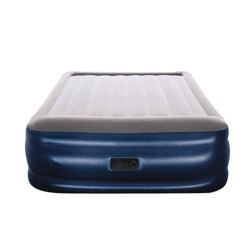 Надувная двухместная кровать со встроенным электронасосом (Bestway 67614)
