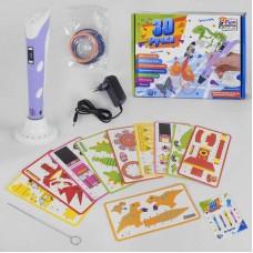 3D Ручка Fun Game, Фиолетовая (FUN GAME 73877)