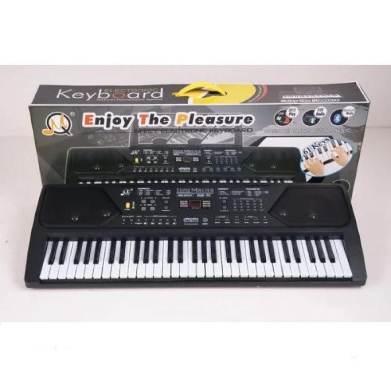 Детский электронный синтезатор (арт. MQ021UF (1613146))