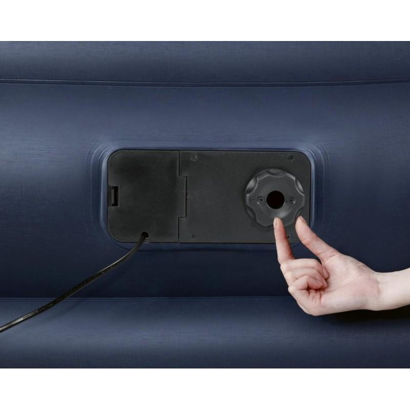 Надувная двухместная кровать со встроенным электронасосом (Bestway 67692)
