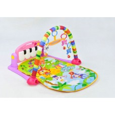 Развивающий коврик для малышей с пианино (арт. HE0604)