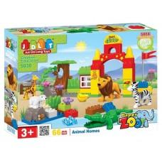 Конструктор -  Счастливый Зоопарк (JDLT 5030)