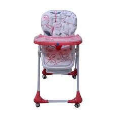 Стульчик для кормления, Розовый (Bambi M3233-17)