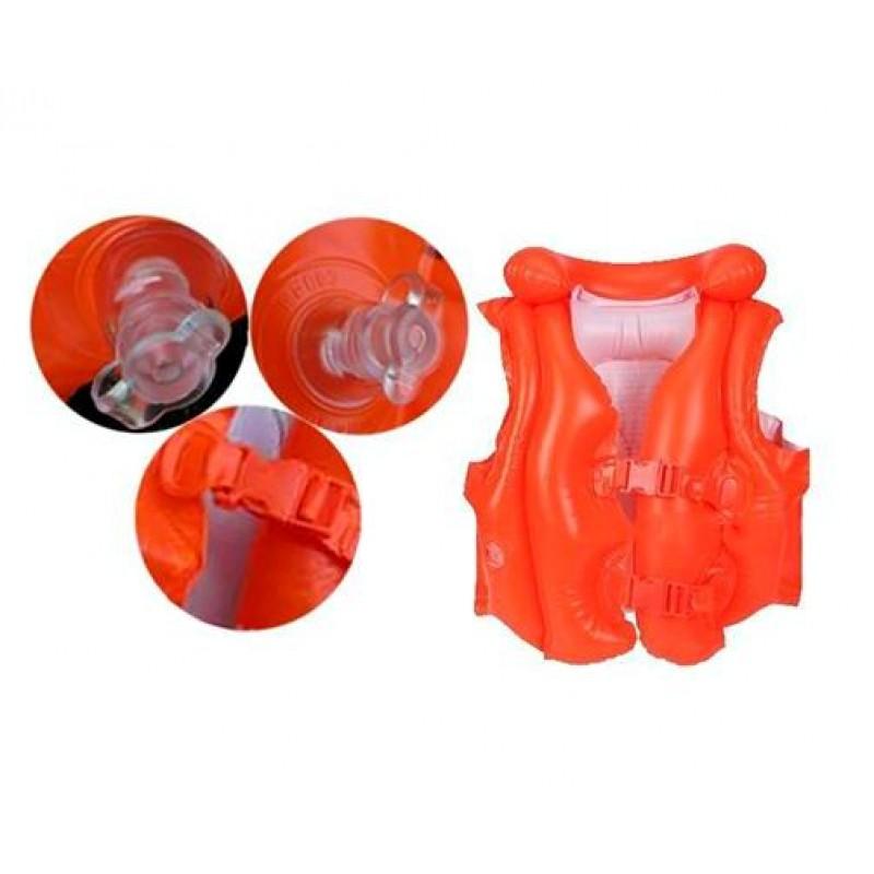 Детский надувной жилет (Intex 58671)