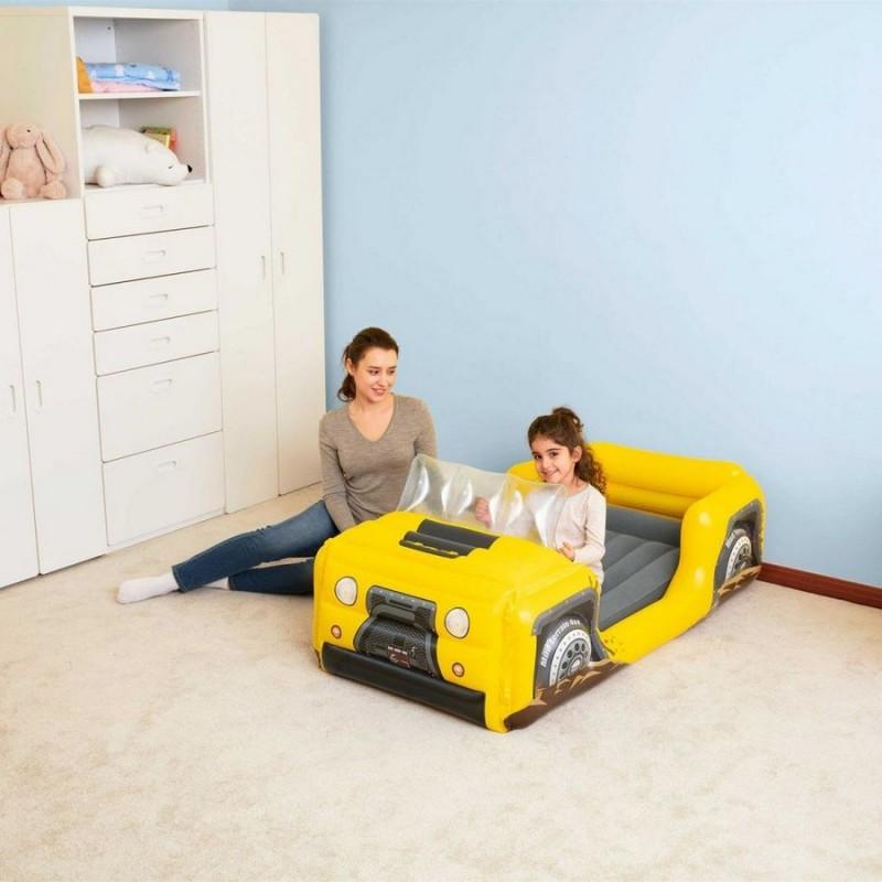 Надувная односпальная кровать - Джип (Bestway 67714)