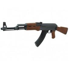 Автомат игрушечный АК-47, металл/пластик (CYMA P.1093)