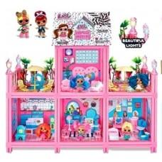 Домик для куколок LOL Surprise House (арт. 8341)
