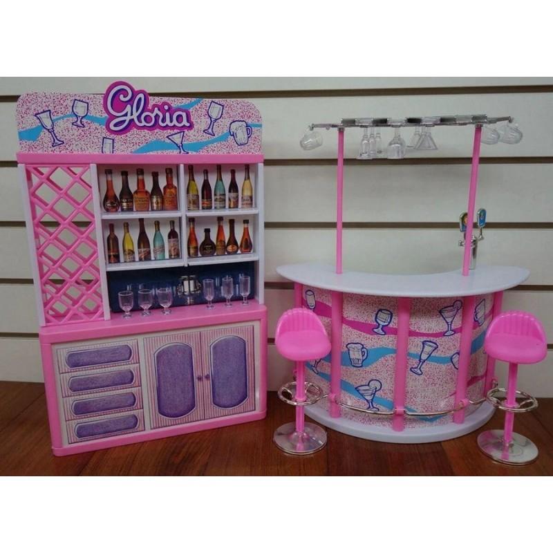 Набор мебели Gloria - Барная стойка (арт. 98006)