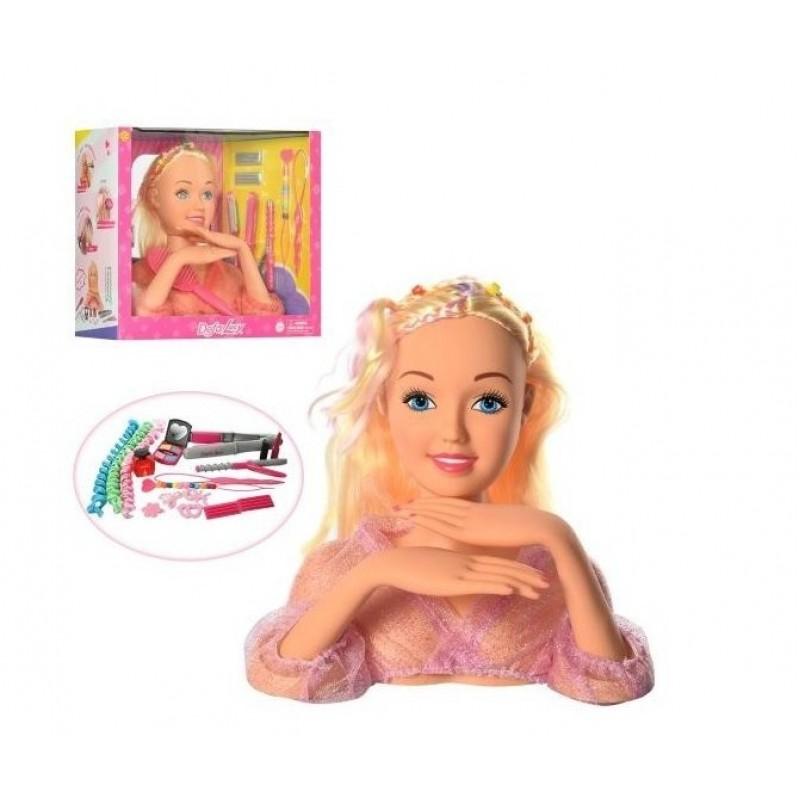 Кукла - Манекен для причесок (Defa Lucy 8415)