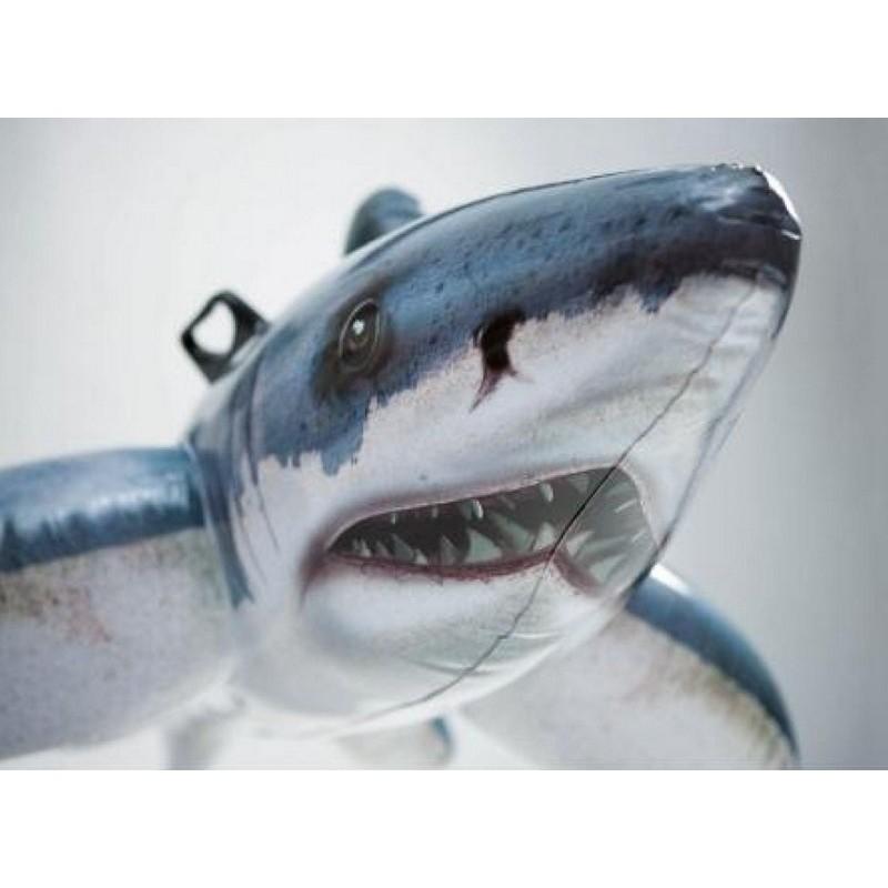 "Надувной плотик ""Акула""(Intex 57525)"