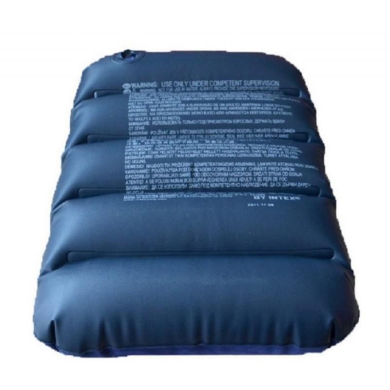 Надувная флокированная подушка (Intex 68672)