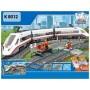 Конструктор - Скоростной пассажирский поезд (арт. K8012)
