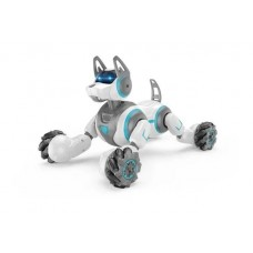 Интерактивная Собака - Робот Stunt Dog на р/у с пульта или браслета (арт. 666-800)