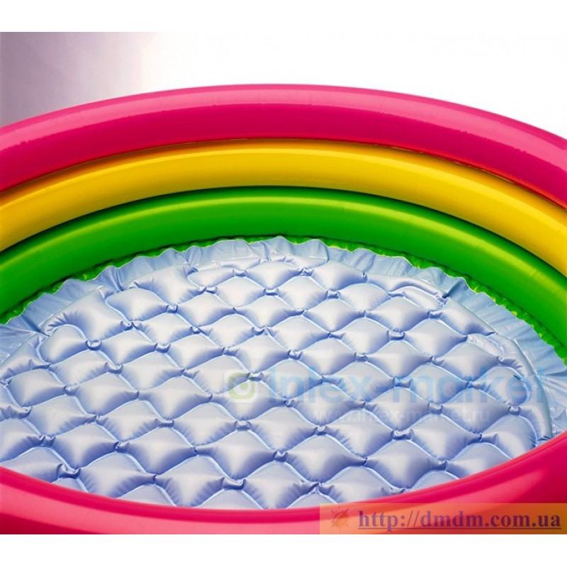 Детский надувной бассейн (Intex 58924)