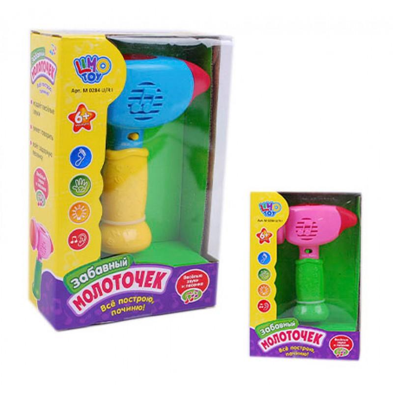 Забавный молоточек (Limo Toy M0284)