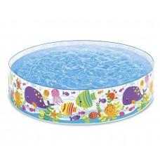 Детский каркасный бассейн - Океан (Intex 56452NP)