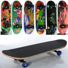 Скейтборд (Profi MS 0354-3)
